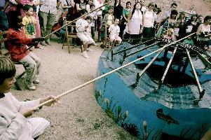 LLOGUER ATRACCIÓ PESCA DE PEIXOS MANUAL www.medirflash.cat