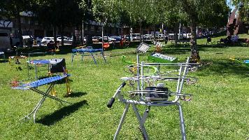 ANDROMINES JUEGOS HECHOS CON MATERIAL RECUPERADO www.medirflash.com