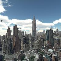volar con BIRDLY New York www.medirflash.com