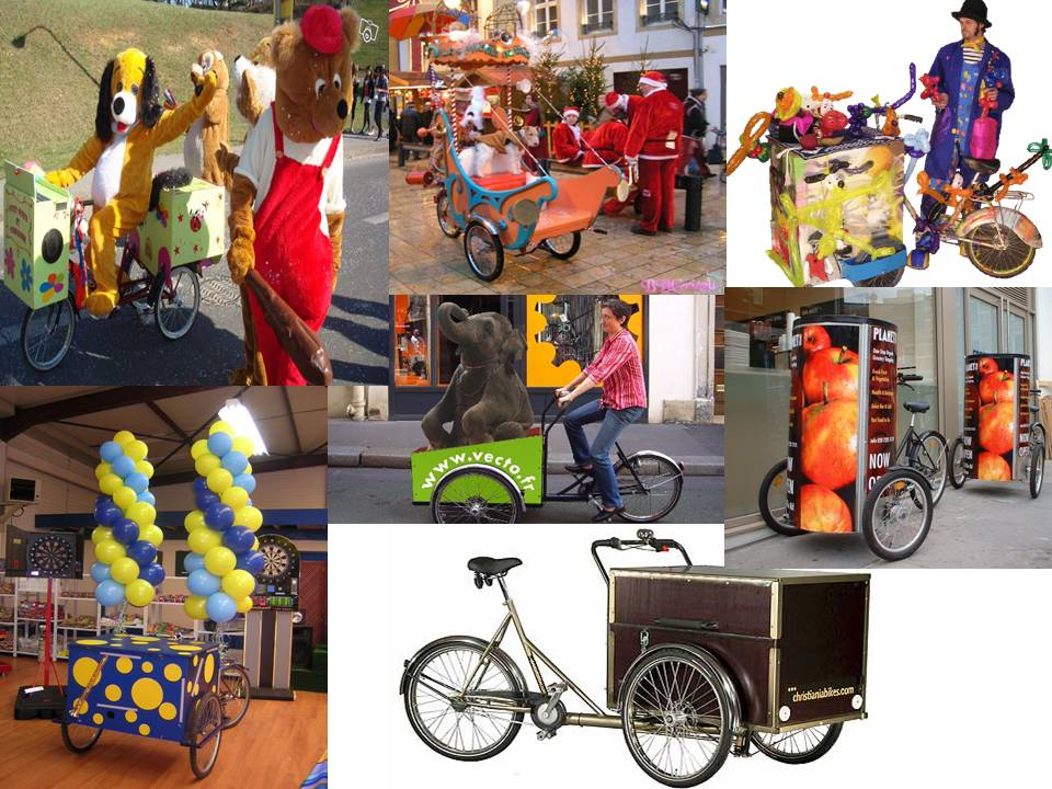 lloguer tricicles comercials www.medirflash.cat