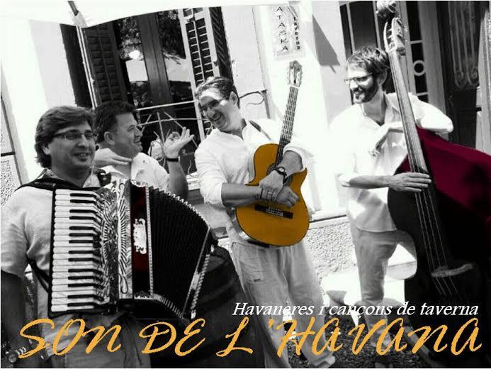 SON DE L'HAVANA havaneres www.medirflash.cat